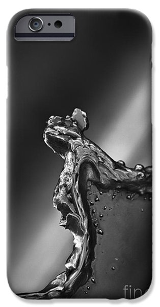 Cutting Edge Sibelius Monument IPhone 6 Case by Clare Bambers