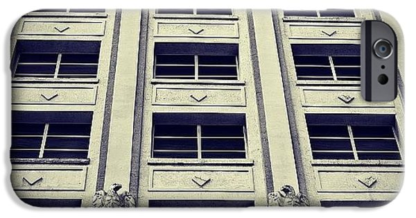 Iger iPhone 6 Case - Dade Commonwealth Bldg. - Miami ( 1925 by Joel Lopez