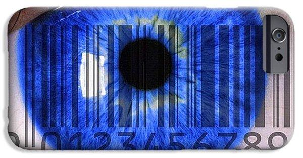 Eye Scan IPhone 6 Case