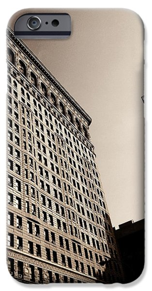 Flatiron Building - New York City IPhone 6 Case