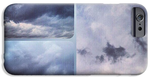 Sky iPhone 6 Case - God Is The Ultimate Painter... #nature by Kel Hill