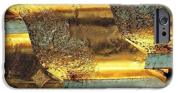 Iger iPhone 6 Case - Gold..always Believe In Your by A Rey