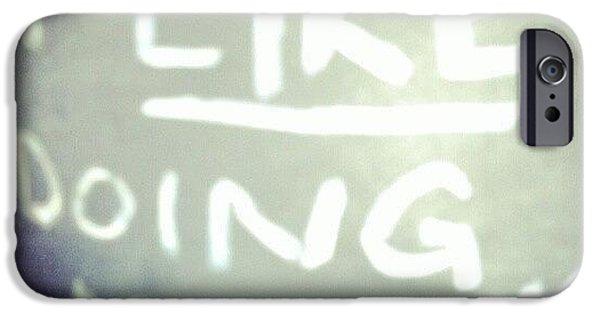 Follow iPhone 6 Case - I Like Doing #nothing #lazy #student by Abdelrahman Alawwad