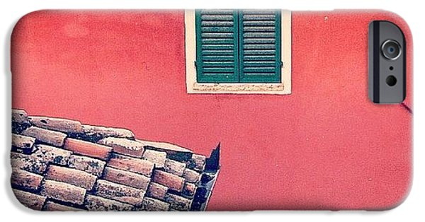 House iPhone 6 Case - Italian Geometry #house #shutters by A Rey