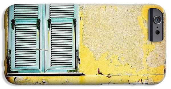 House iPhone 6 Case - Let It All Hang Out #italy #wall by A Rey