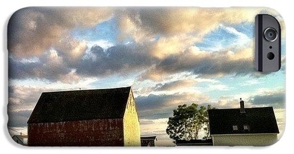 Little Tancook Island Farmhouse IPhone 6 Case
