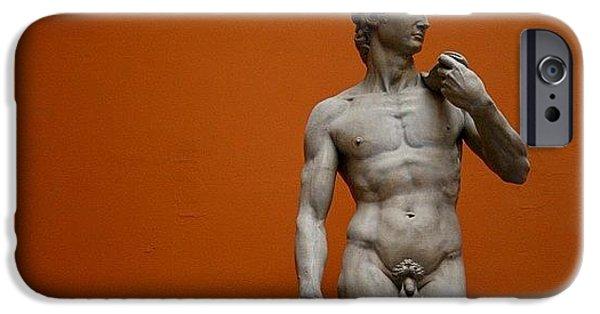 London iPhone 6 Case - #london #david #michelangelo #sculpture by Ozan Goren