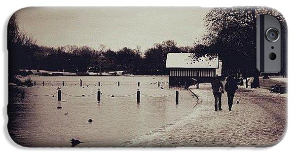 London iPhone 6 Case - #london #hydepark by Ozan Goren