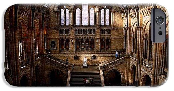 London iPhone 6 Case - #london #nationalhistory #darwin by Ozan Goren