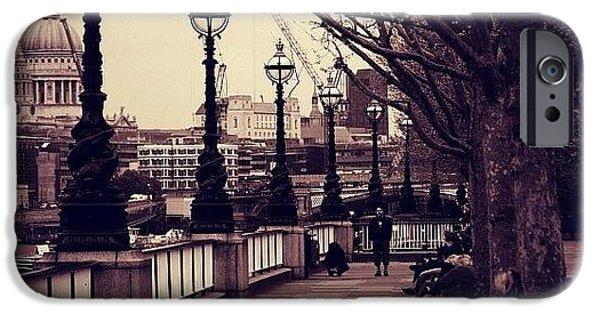 London iPhone 6 Case - #london #southbank #stpaul by Ozan Goren