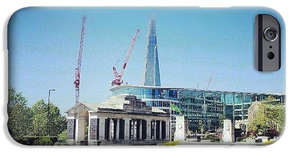 London iPhone 6 Case - #london #uk #westminster #building by Abdelrahman Alawwad