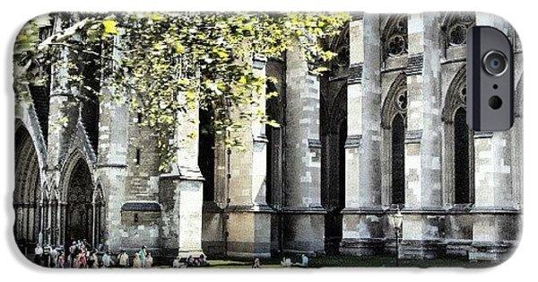 London iPhone 6 Case - #london2012 #london #church #stone by Abdelrahman Alawwad