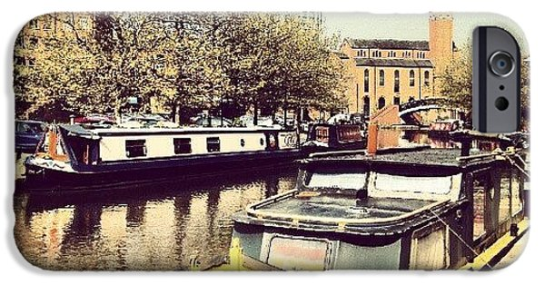 #manchester #manchestercanal #canal IPhone 6 Case