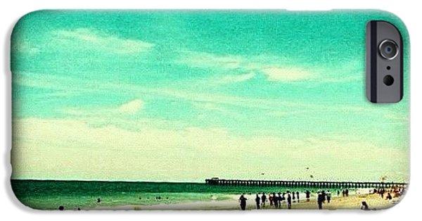 Summer iPhone 6 Case - Myrtle Beach by Katie Williams