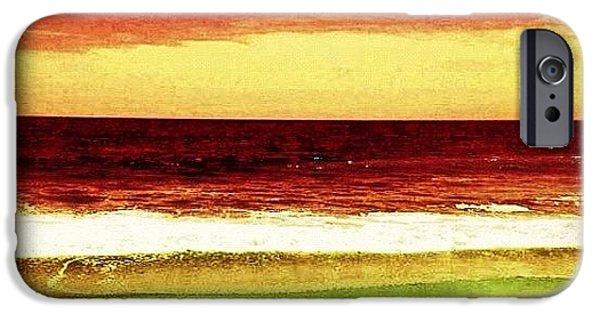 Summer iPhone 6 Case - #myrtlebeach #ocean #colourful by Katie Williams