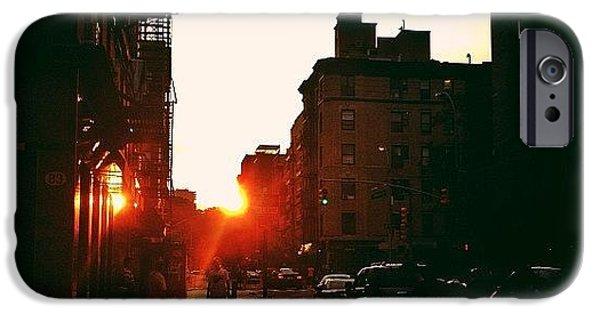 New York City Sunset IPhone 6 Case
