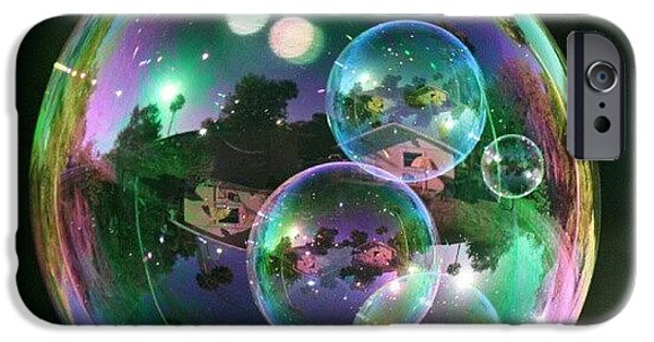 #nofilter #doubletap #bubbles IPhone 6 Case
