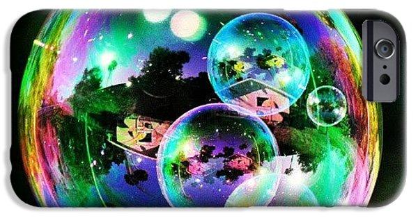 Colorful iPhone 6 Case - On The Inside - Imaginationartshop.com by Mandy Shupp