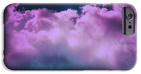 Purple Haze IPhone 6 Case