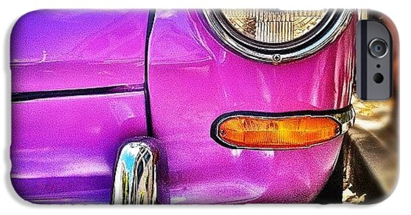 Purple Vw Bug IPhone 6 Case