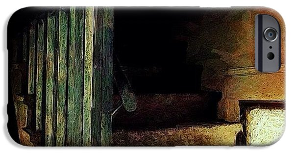 Stairway - Up The Back Way... #edit IPhone 6 Case