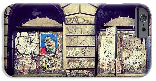 Street Art On The Bowery - New York City IPhone 6 Case