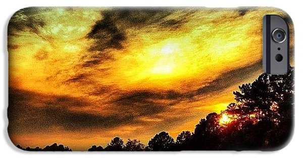 Summer iPhone 6 Case - Sunset At Bondpark by Katie Williams