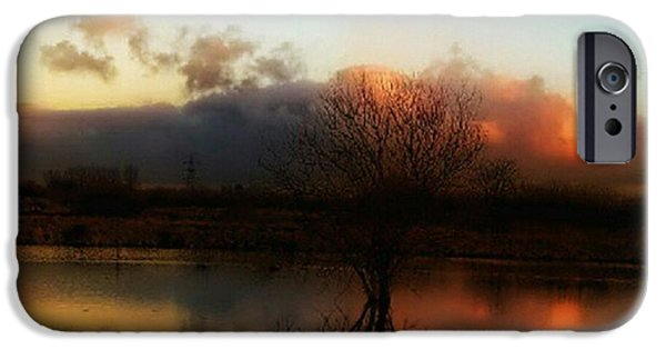 Sunset Reflections IPhone 6 Case by Isabella F Abbie Shores FRSA