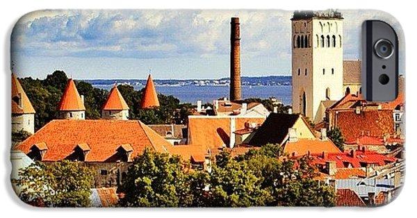 House iPhone 6 Case - Tallinn - Estonia by Luisa Azzolini