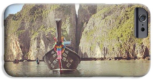 #thailand #phuket #mayabeach #mayabay IPhone 6 Case