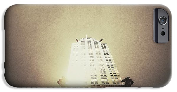 City iPhone 6 Case - The Chrysler Building - New York City by Vivienne Gucwa