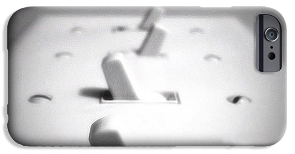 Iger iPhone 6 Case - The Gray Area by Matthew Blum