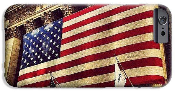 The Stock Exchange Gets Patriotic IPhone 6 Case