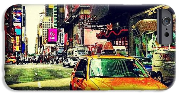 Times Square Taxi IPhone 6 Case