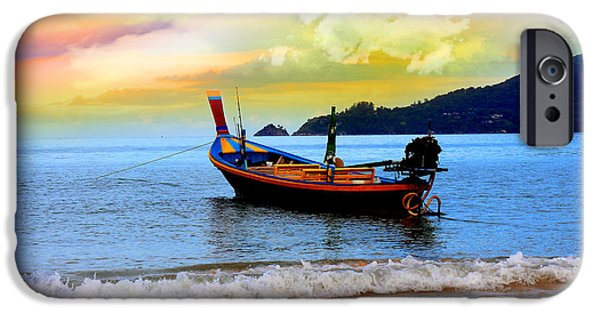 Dissing iPhone 6 Case -  Thailand by Mark Ashkenazi
