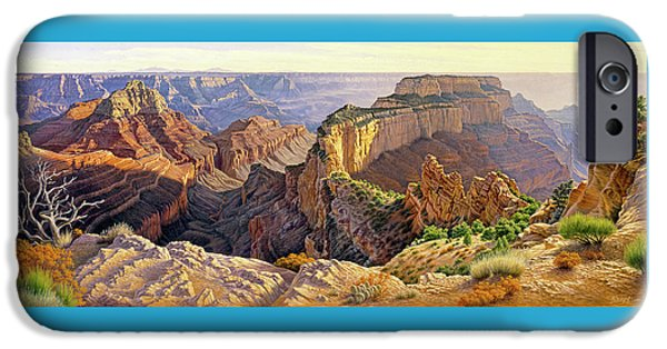 Afternoon-north Rim IPhone 6 Case