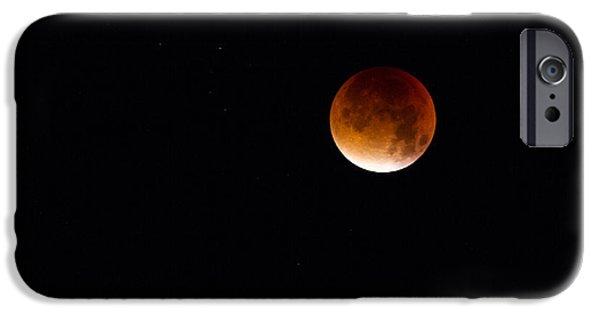 Blood Moon Super Moon 2015 IPhone 6 Case
