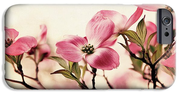 IPhone 6 Case featuring the photograph Delicate Dogwood by Jessica Jenney