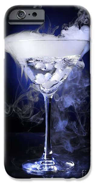 Smoking iPhone Cases - Exotic Drink iPhone Case by Oleksiy Maksymenko