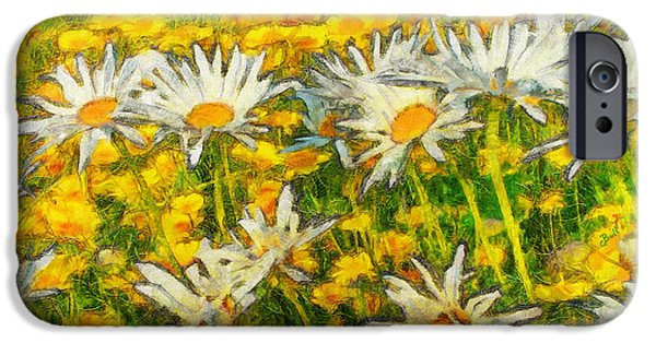 Field Of Daisies IPhone 6 Case