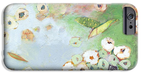 Lake iPhone 6 Case - Hidden Lagoon Part I by Jennifer Lommers
