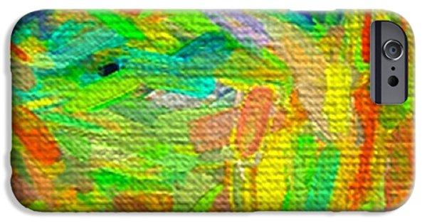 Detail iPhone 6 Case - #marley #bobmarley #damienmarley by David Haskett II