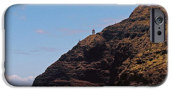 IPhone 6 Case featuring the photograph Oahu - Cliffs Of Hope by Anthony Baatz