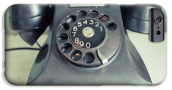 iPhone 6 Case - Old Telephone Square by Edward Fielding