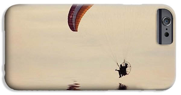 Powered Paraglider IPhone 6 Case