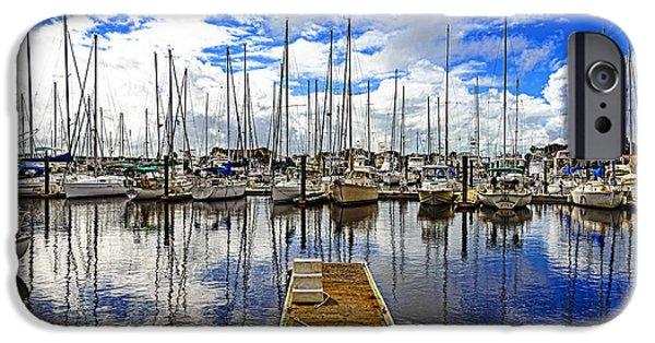 Safe Harbor IPhone 6 Case by Anthony Baatz