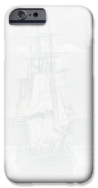 The Ghost Ship IPhone 6 Case by David Patterson