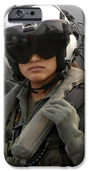 Person Photographs iPhone Cases - U.s. Navy Aviation Warfare Systems iPhone Case by Stocktrek Images