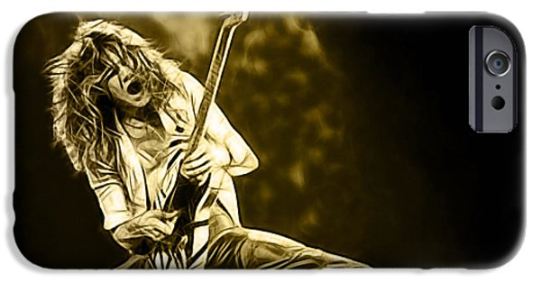 Van Halen Eddie Van Halen Collection IPhone 6 Case by Marvin Blaine