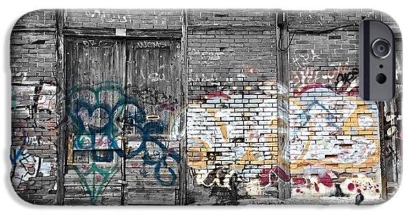 Warehouse In Lisbon IPhone 6 Case by Ehiji Etomi